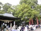 大宮神社拝殿