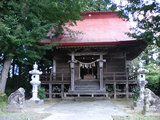 厳美渓(神社)