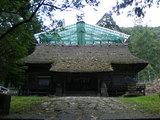 阿久津八幡神社本殿