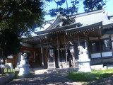 蕪島神社 本殿