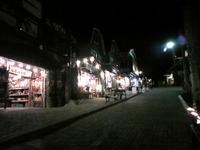 夜のアイヌコタン