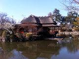 神野公園の茶室
