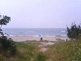 潮見坂から海岸