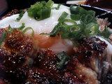 炭焼き鰻(3)