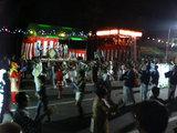 盆踊り最終日