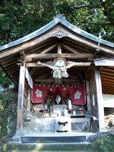 祖霊社(虫気観音)本殿
