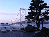 千畳敷から見た大鳴門橋