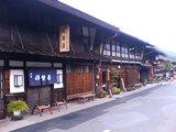 奈良井宿(1)