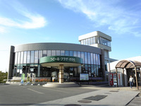 道の駅『つど〜る・プラザ・さわら』