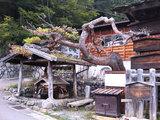 奈良井宿 湧水