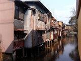 市内の用水路