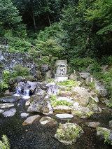 泉神社の湧水(4)
