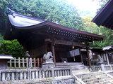 奈良井宿の神社