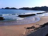 宍喰の海岸