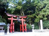 弥彦神社 鳥居