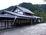 道の駅『玉露の里』外観