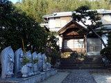 菊池武光公の墓所がある正観寺