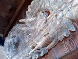 廣現寺の彫刻(4)