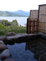 『ホテル洞爺サンシャイン』の露天風呂
