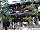 智恩寺の門