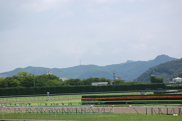 12日(土)の福島競馬場