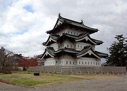 弘前城 小サイズ