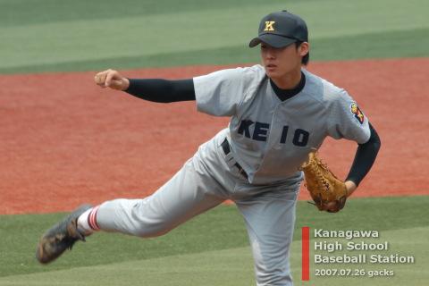 準々決勝 慶應義塾vs横浜商業