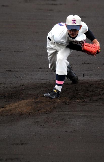 丸岡大介投手