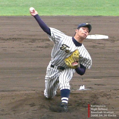 08春 4回戦 東海大相模vs横浜商大