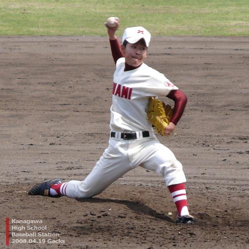 南高校・石井生馬投手(6)