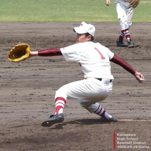 南高校・石井生馬投手(3)