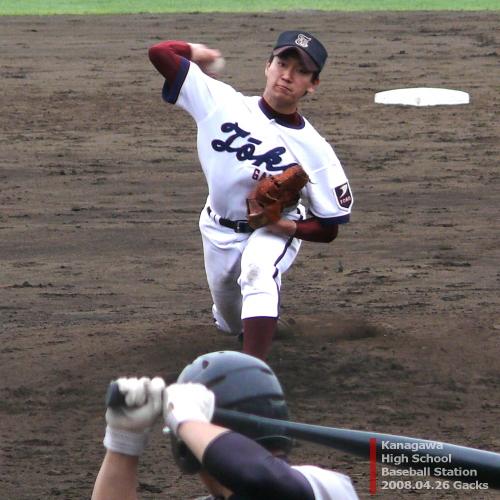 桐光学園・鈴木投手