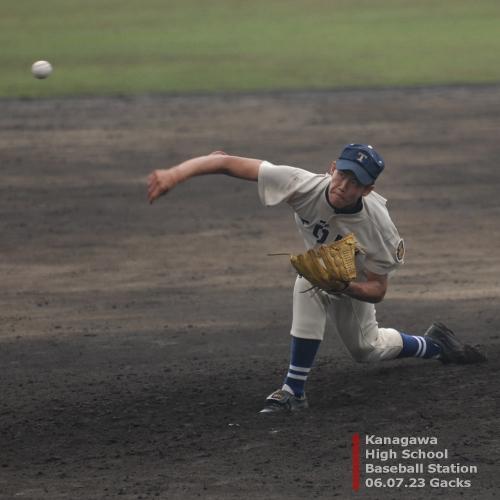 桐蔭学園・加賀美希昇投手