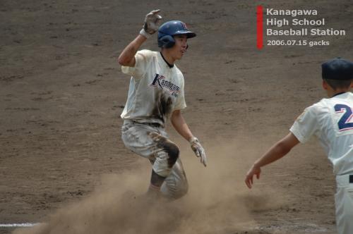 神奈川工業vs上鶴間