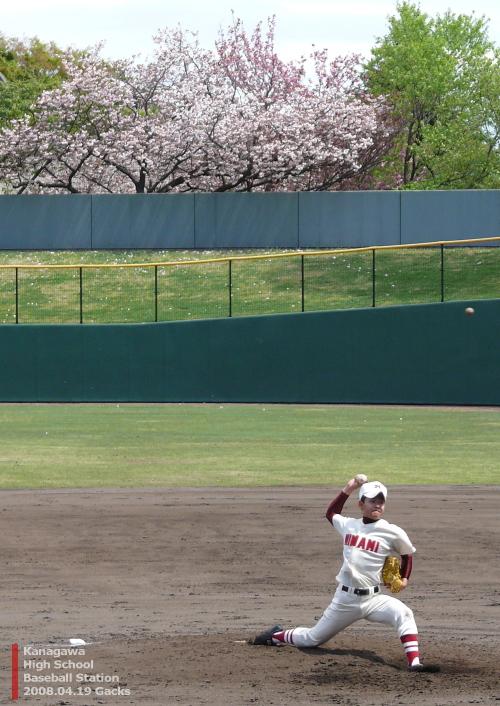 2008年春 2回戦 南vs慶応藤沢