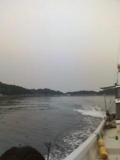 海が近い。