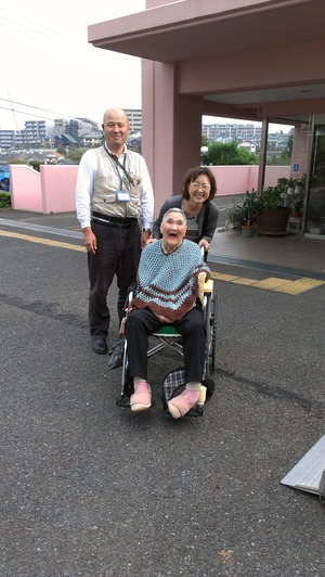 ガイドヘルパーさんと福島へ