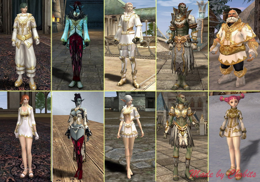 archeage how to change appearance