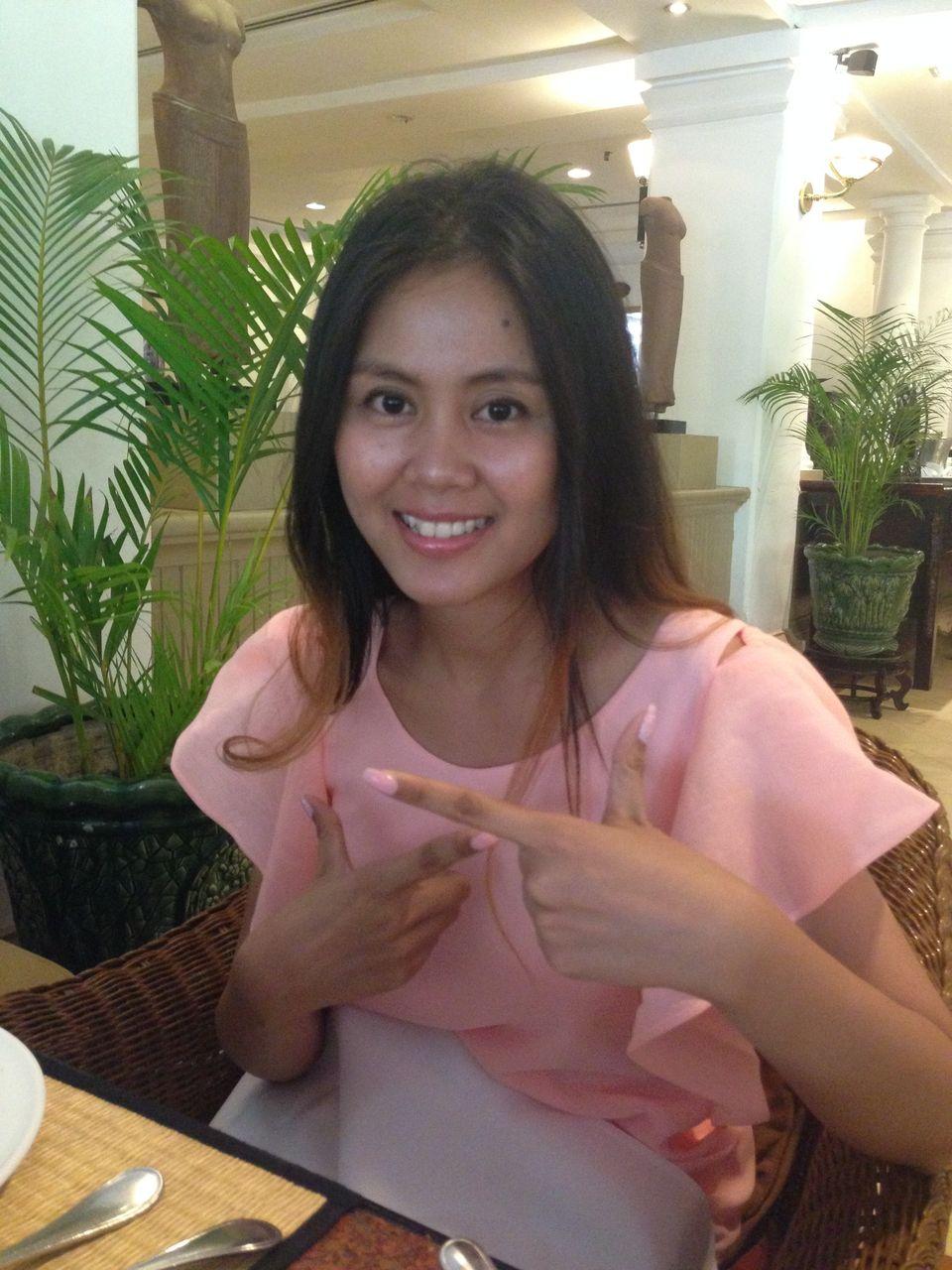 カンボジア 女の子 123RF