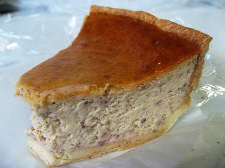 エーテルイチゴチーズケーキ