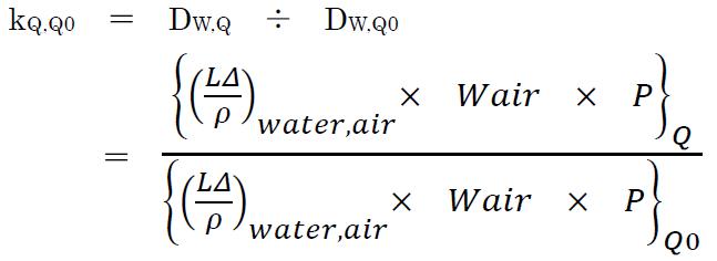 線質変換係数