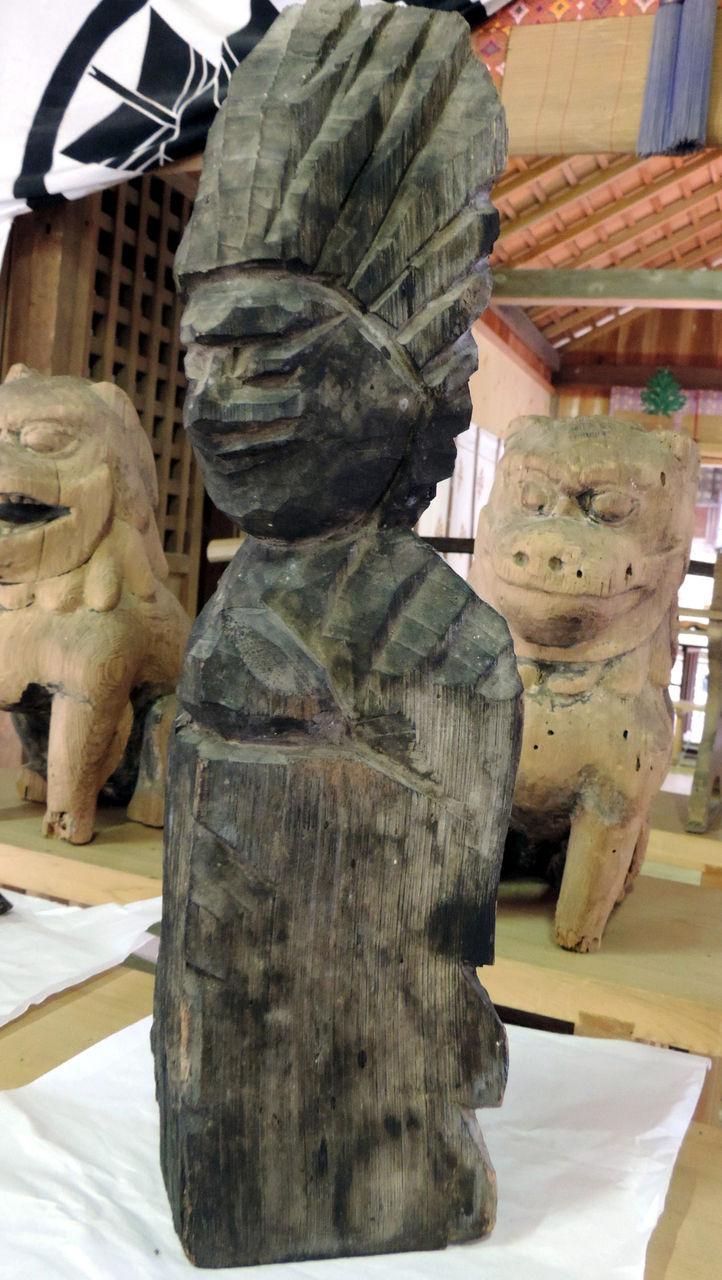 飛騨金山には訪ねてみたい場所がある祖師野八幡宮の宝物虫干し