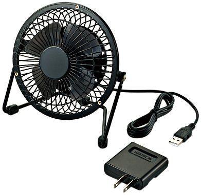 USB扇風機 一体型パソコン 冷却
