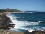 ハワイ海岸