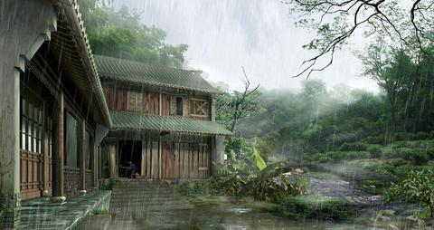 秋雨 03