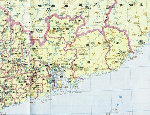 韓愈 陽山と潮州002