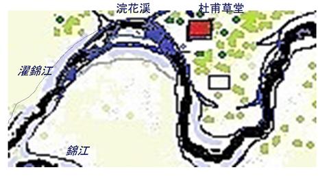 杜甫草堂詳細図02