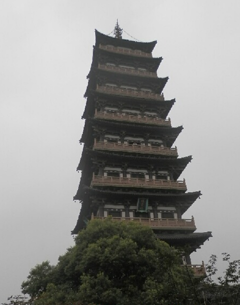 揚州西靈塔01