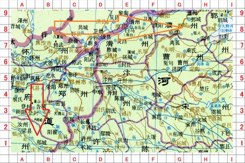 曹植洛陽地図01