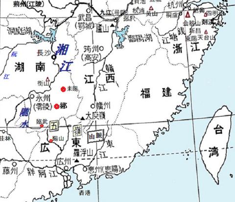 韓愈の地図03
